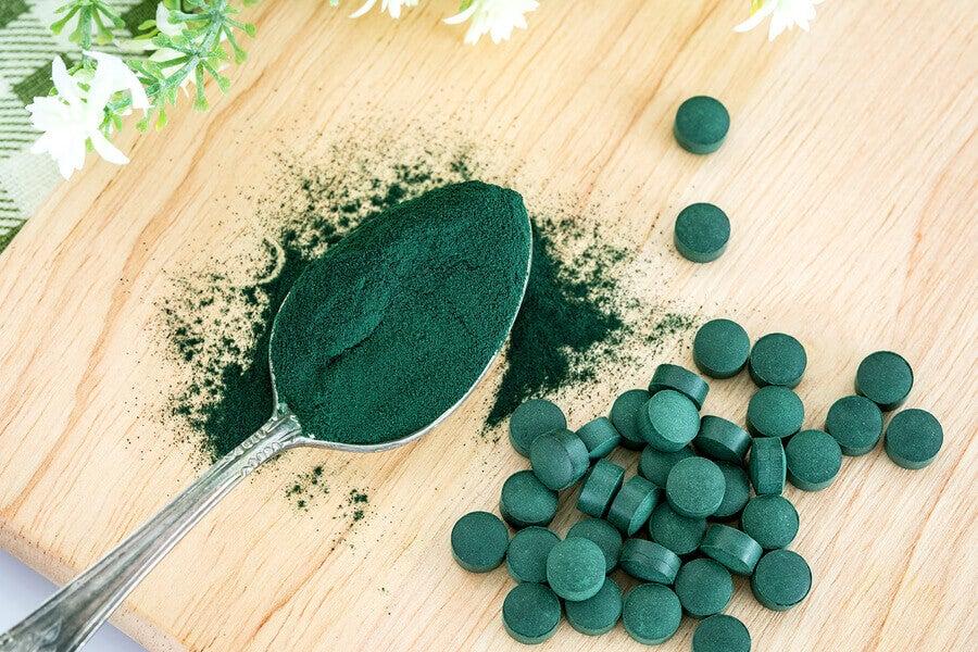Você conhece a composição nutricional da Spirulina?