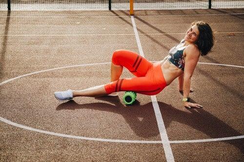 Como aliviar músculos doloridos após o treino?