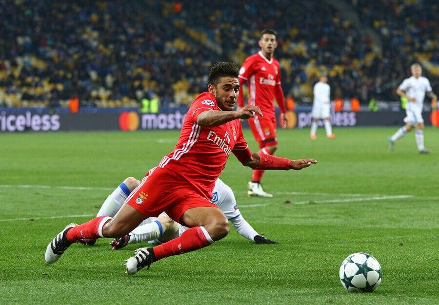 Benfica e Porto: os primeiros passos das estrelas do futebol