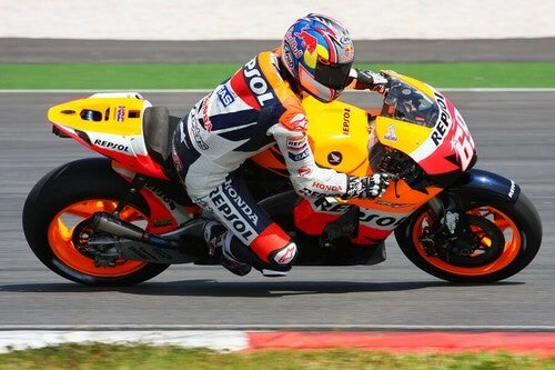 Honda: a escuderia mais vitoriosa da MotoGP