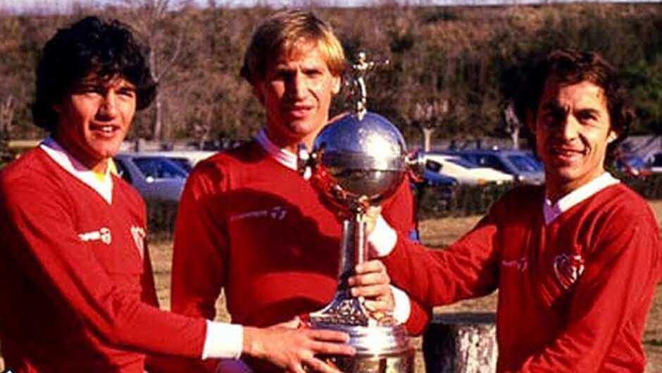 O Independiente é o time com mais troféus da Libertadores da América.