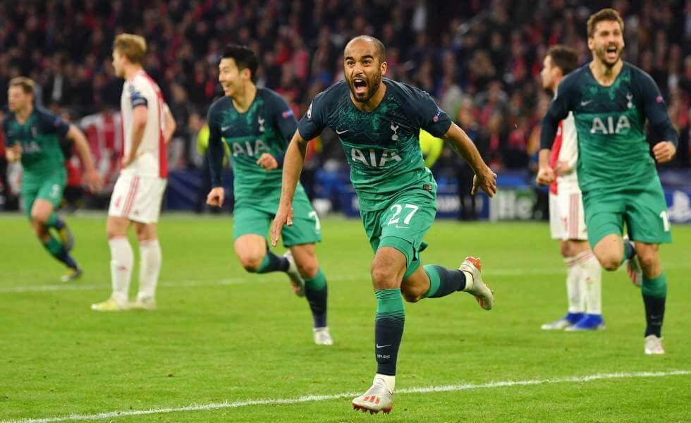 Tottenham e Ajax estrelaram uma semifinal com virada histórica da Liga dos Campeões.