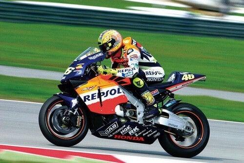Desempenho da Honda no início do MotoGP