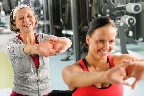Envelhecimento e exercício: uma faca de dois gumes