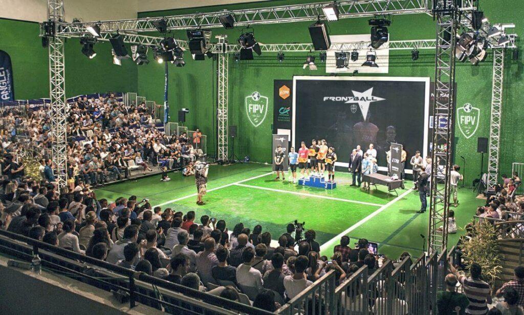 Frontball: uma nova modalidade de pelota basca
