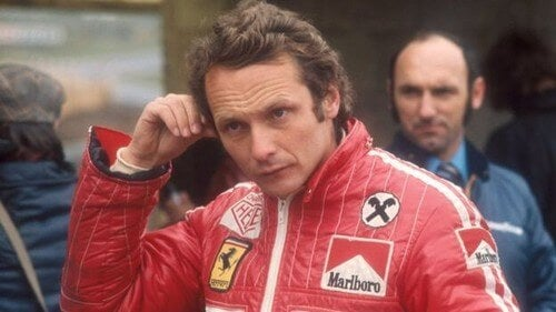 Saiba mais sobre Niki Lauda, uma lenda da F1
