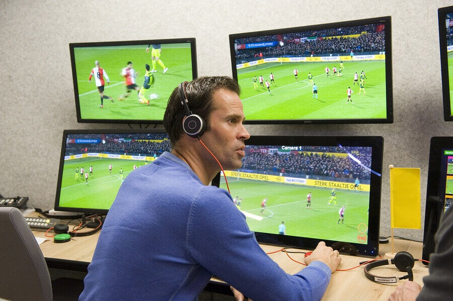 O papel do VAR no futebol