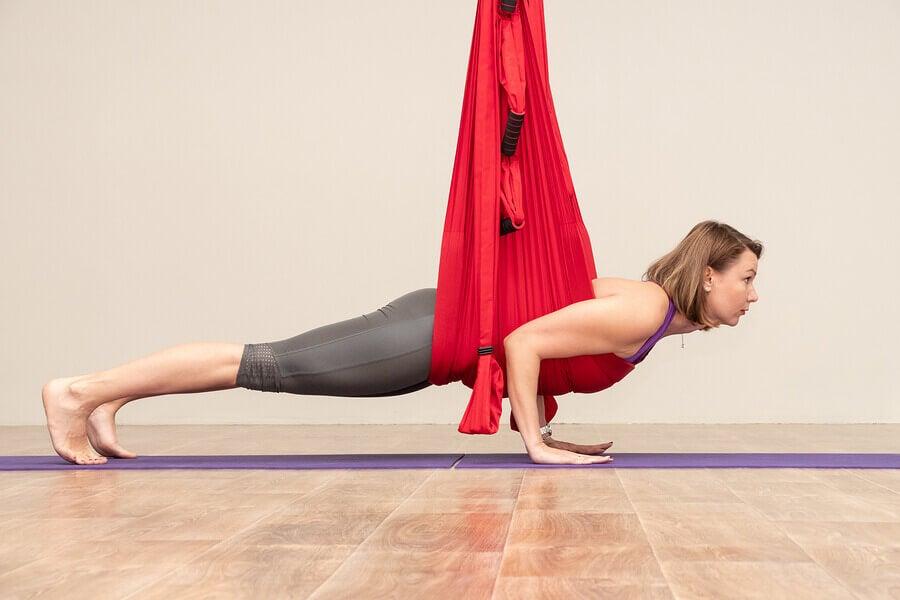 Pilates suspenso: um passo além do Pilates