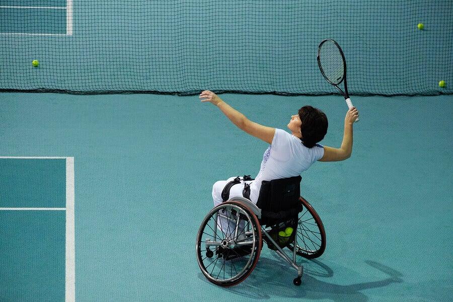 Você sabe o que é o tênis adaptado?