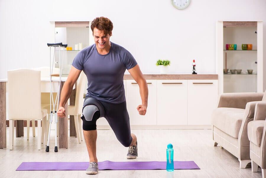 Voltar ao treino após uma lesão: dicas importantes