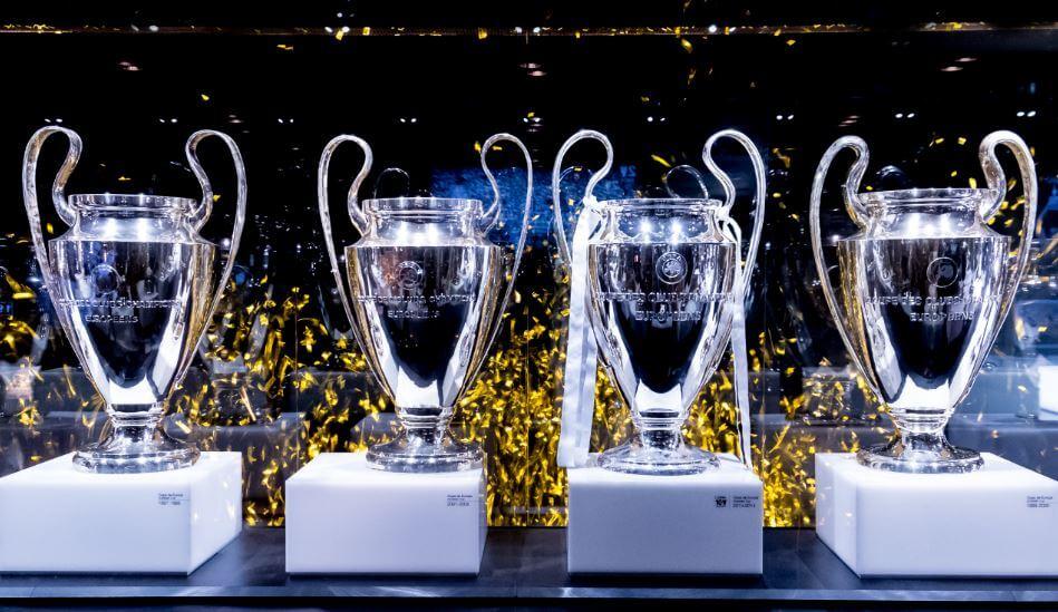 Real Madrid CF, Liga dos Campeões