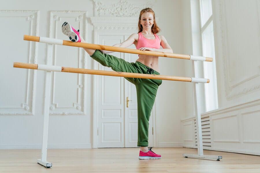 Balé fitness: um aula coletiva que você vai adorar