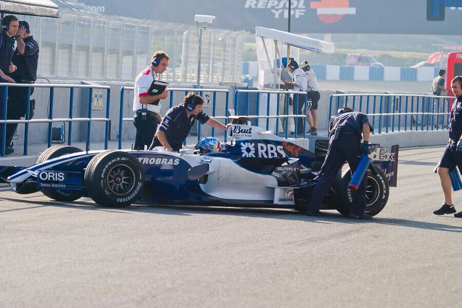 Melhores equipes de F1: Williams