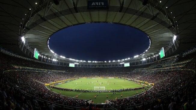 FIFA, a cúpula do futebol mundial