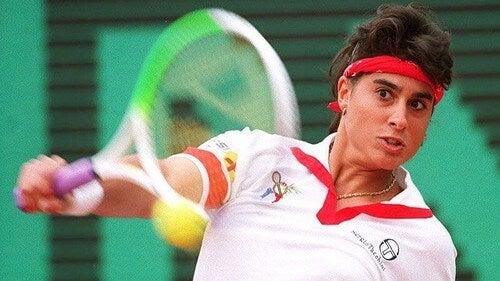 A melhor tenista argentina de todos os tempos é a única em seu país que venceu o Aberto dos Estados Unidos
