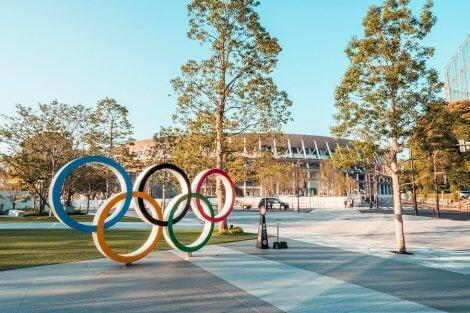 Anéis dos Jogos Olímpicos