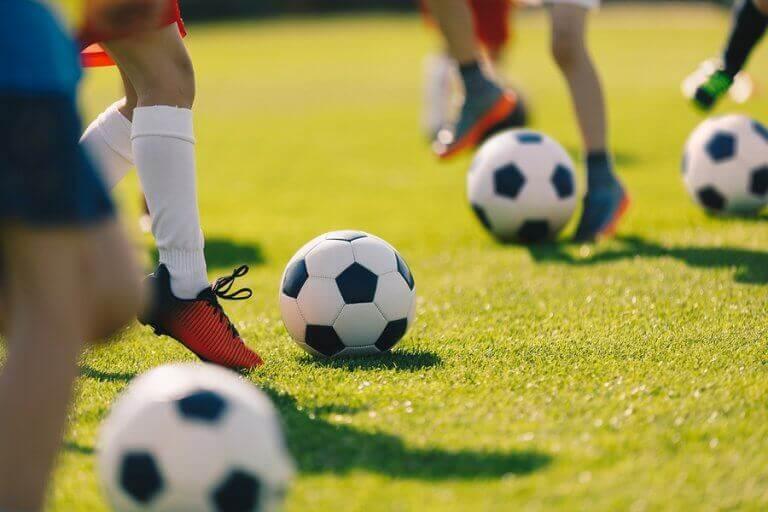 Jogos reduzidos no futebol