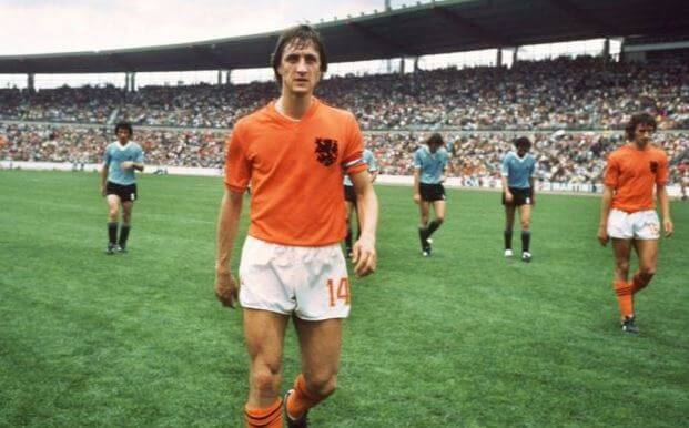 Melhores jogadores de futebol: Johan Cruyff
