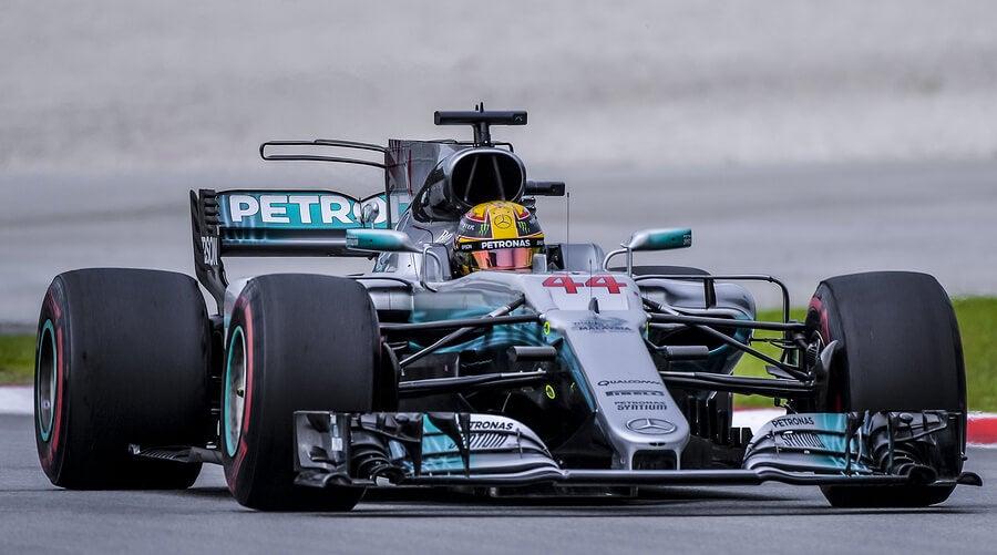 As 5 melhores equipes de F1