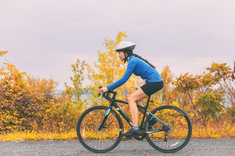 Quanta gordura você queima ao usar uma bicicleta?