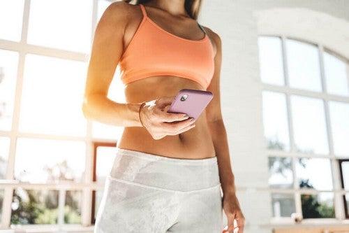 Opções de aplicativos para fazer exercício em casa