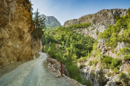 O Caminho de Lícia é, sem dúvida, uma das melhores trilhas de trekking