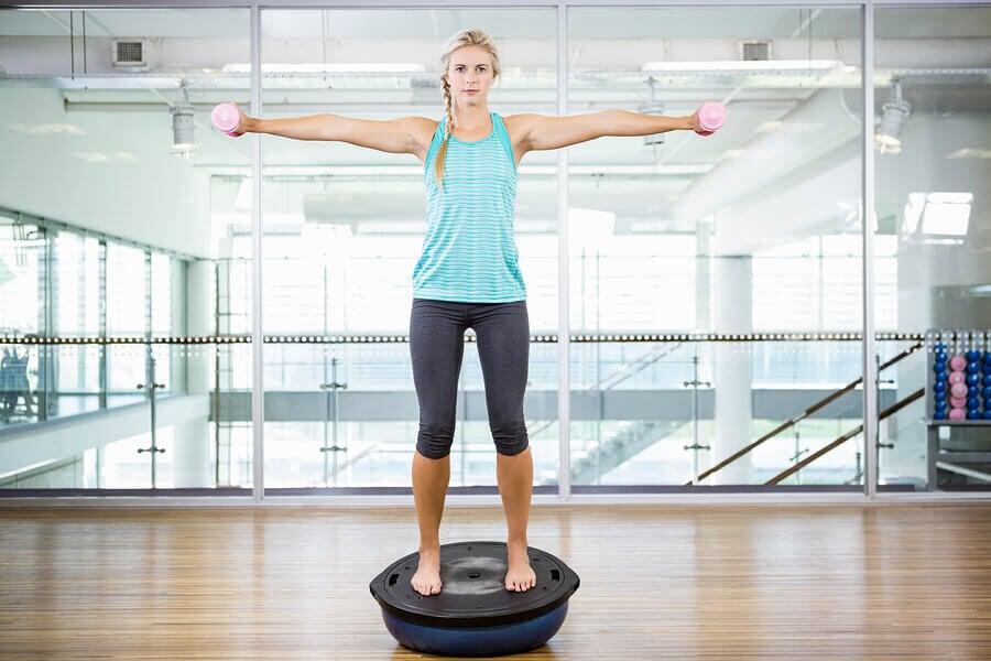 Por que devemos trabalhar a propriocepção?