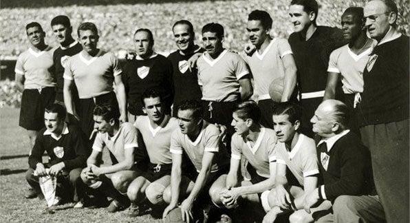 Time do Uruguai.