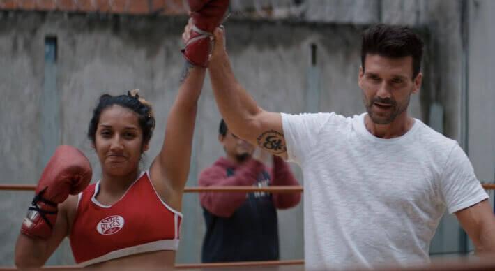 Séries sobre esporte: Fight World