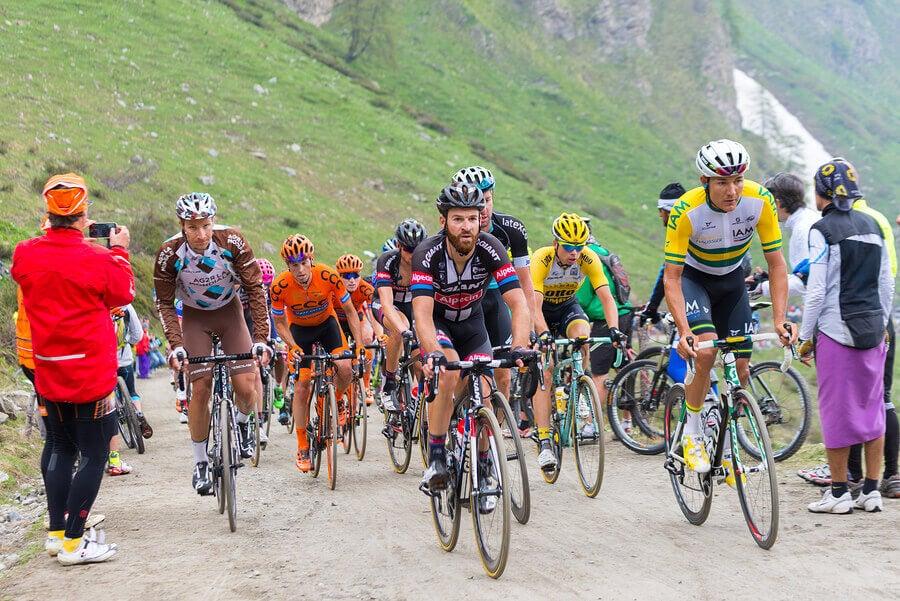 As três grandes competições do ciclismo