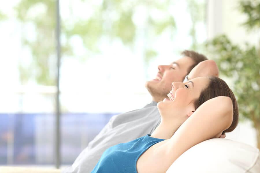 Descansar é importante para evitar danos nas articulações.
