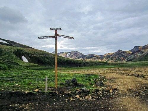 Você é fã de vulcões?Gostaria de se sentir como um explorador em terras remotas? Então o Laugavegur é a trilha ideal para você