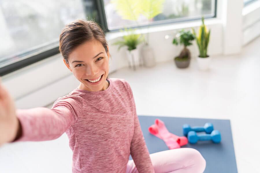 Fazer exercícios durante a quarentena reduz o estresse?