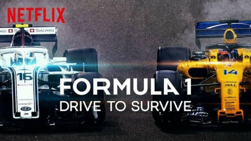 Série sobre a fórmula 1