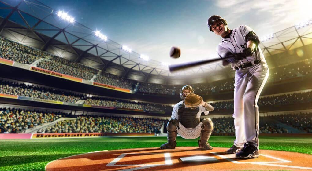 O beisebol é praticamente o principal esporte nos Estados Unidos, por isso faz parte da tríade do esporte nos EUA.