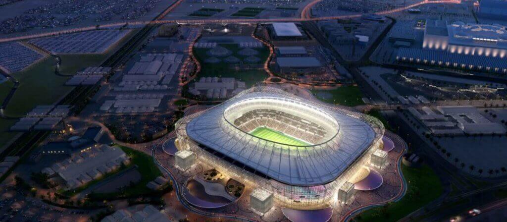 Copa do Mundo de 2022 no Catar: Estádio Ahmed bin Ali