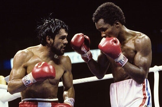 As lutas de boxe mais famosas da história: Duran-Sugar Ray