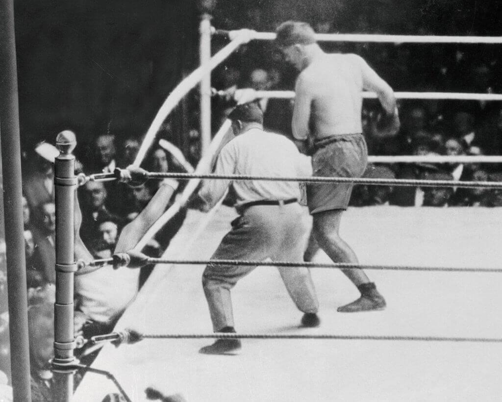 As lutas de boxe mais famosas da história: Dempsey-Firpo