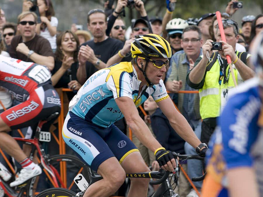 Realizações esportivas de Lance Armstrong