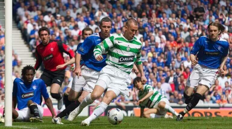 A história da rivalidade Celtic x Rangers