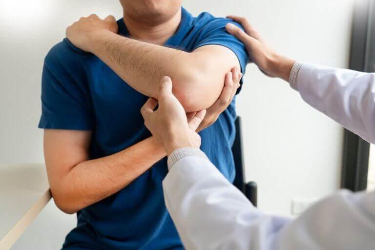 Os diferentes tipos de dor no ombro