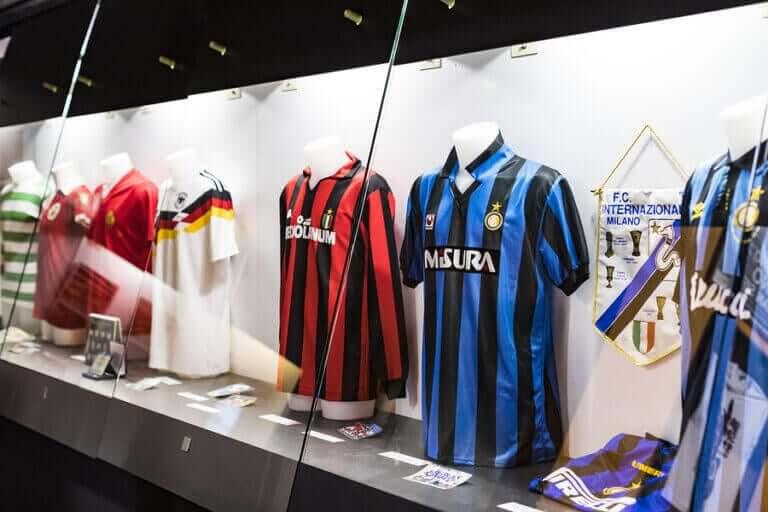 Inter e Milan, dois rivais que compartilham um estádio