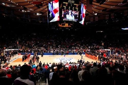As melhores arenas de basquete do mundo