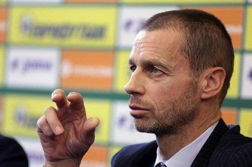 Quem foram os presidentes da UEFA até hoje?