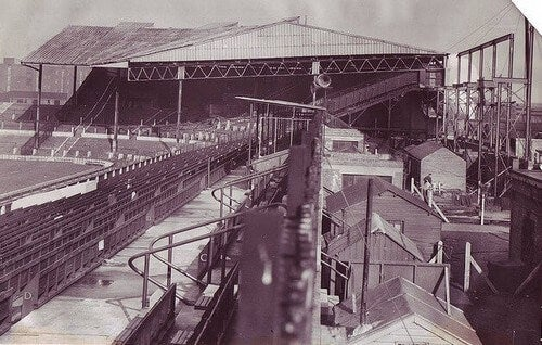 Inícios do Old Trafford