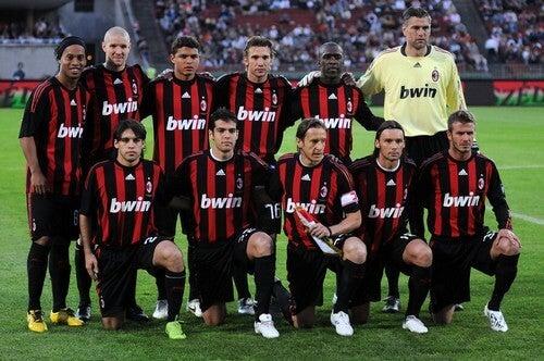 AC Milan: um dos gigantes do futebol mundial