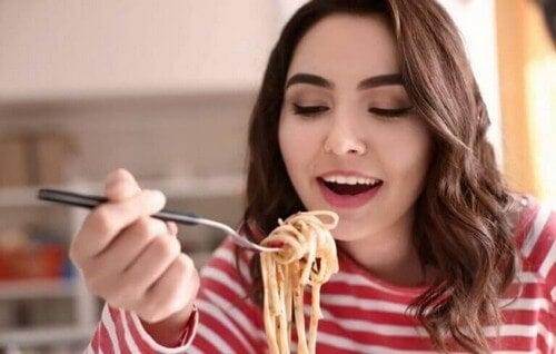 Consuma carboidratos para a sua saúde em geral