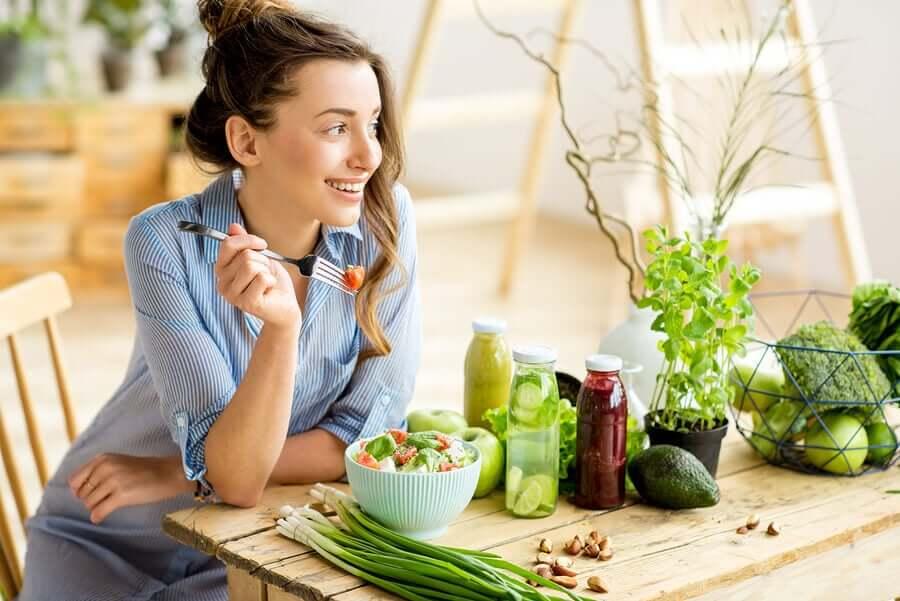 É saudável manter uma dieta vegana?
