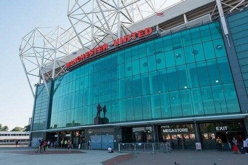 Uma breve história do estádio Old Trafford, em Manchester