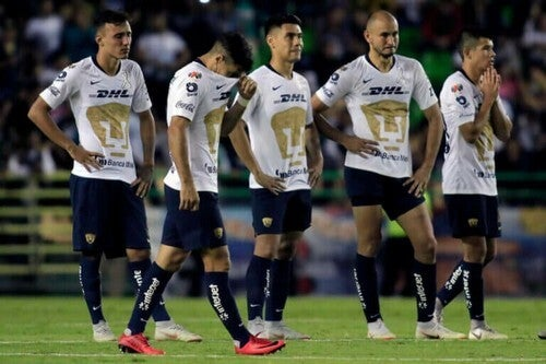 O Club Universidad Nacional, conhecido popularmente como Pumas da UNAM, representa a Universidade Autônoma do México